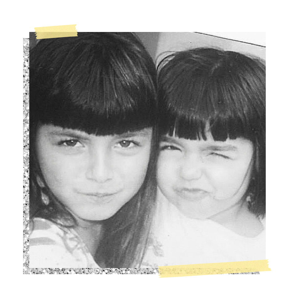 Ziovara Giovanna e Giuliana